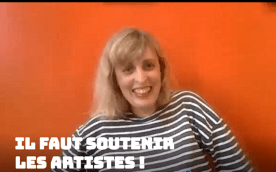 Coralie L. – 45 ans,  comédienne,  Saint-Ouen, France