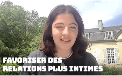 Tessa A. – 21 ans,  Etudiante Educatrice Spécialisée,  Paris, France