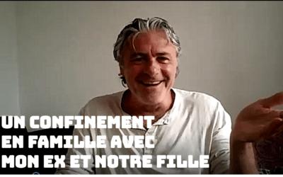 Christian M. – Fin de quarantaine, Comédien, Paris, France