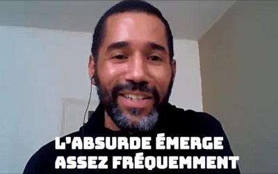 Djela O. – 43 ans,  Resp. Pédagogique et Designer,  Marseille, France