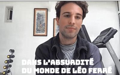 Jérémy A. – 22 ans, Etudiant, Paris, France