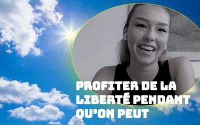 Iris S. – 19 ans,  Etudiante,  Boulogne-Billancourt, France