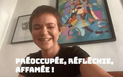 Nèle G. dit RedLips – 25 ans,  Artiste Peintre,  Marseille, France