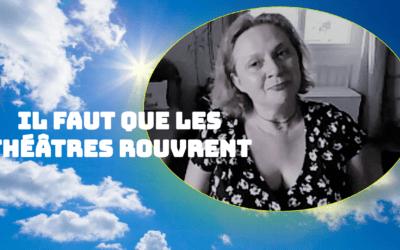 Christine K. – 51 ans,  Comédienne,  Anglet, France