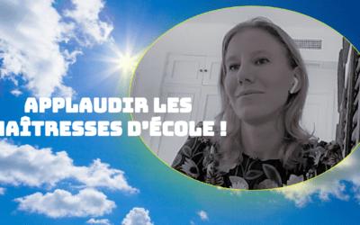 Clémence M., 41 ans,  Co-fondatrice de LeadHers,  Madrid, Espagne