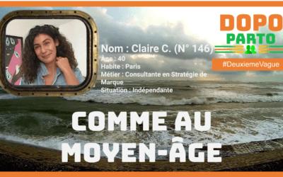 Claire C. – 40 ans,  Consultante,  Paris, France