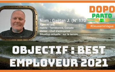 Gaëtan J. – 40 ans,  Chef d'entreprises,  Terrebonne, Canada