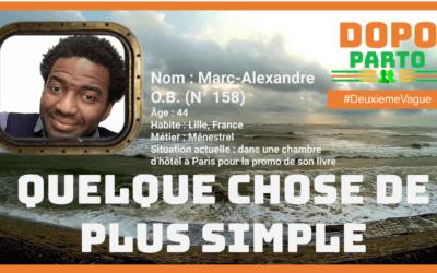 Marc-Alexandre O.B. – 44 ans,  Ménestrel,  Lille, France